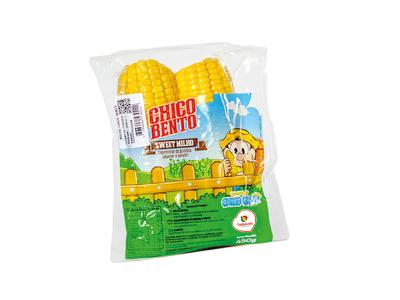 Sweet Milho Chico Bento - 450g