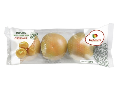 Tomate tipo Salada Flowpack Colorido - 450g