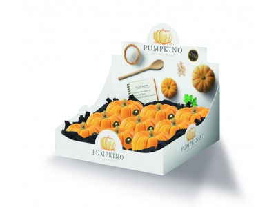 Abóbora Pumpkino caixa display