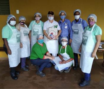 TREBESCHI realiza curso de Planejamento de Cardápio e Segurança Alimentar em parceria com SENAR.